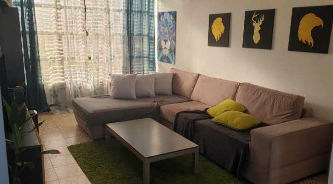דירה מרווחת 2 חדרים ,ברחוב התחיה, רמת יוסף, בת ים