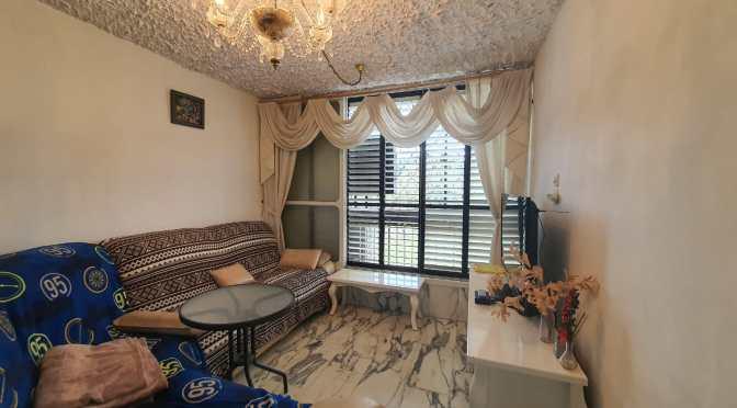 2.5 חדרים, מרווחת, מעולה למשקיעים וזוגות צעירים ברחוב התבור, רמת הנשיא, בת ים