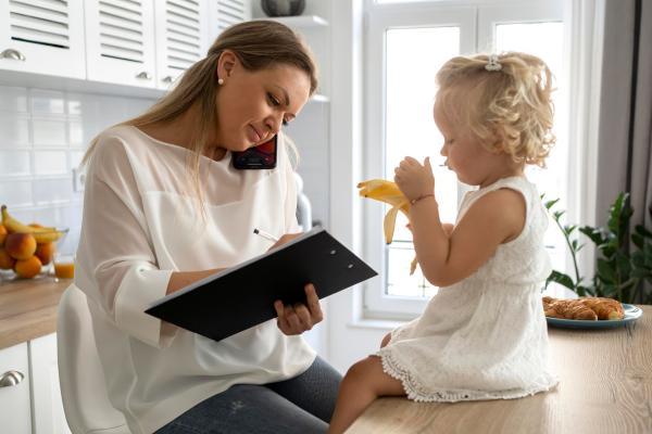 Empreendedorismo materno: como conciliar carreira e maternidade