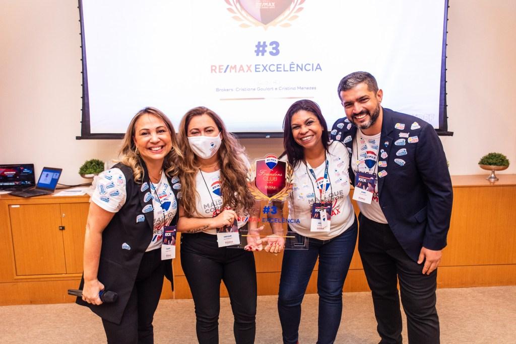 REMAX EXCELÊNCIA - Tijuca - Clube de fundadores Franquia Zona Norte - RJ