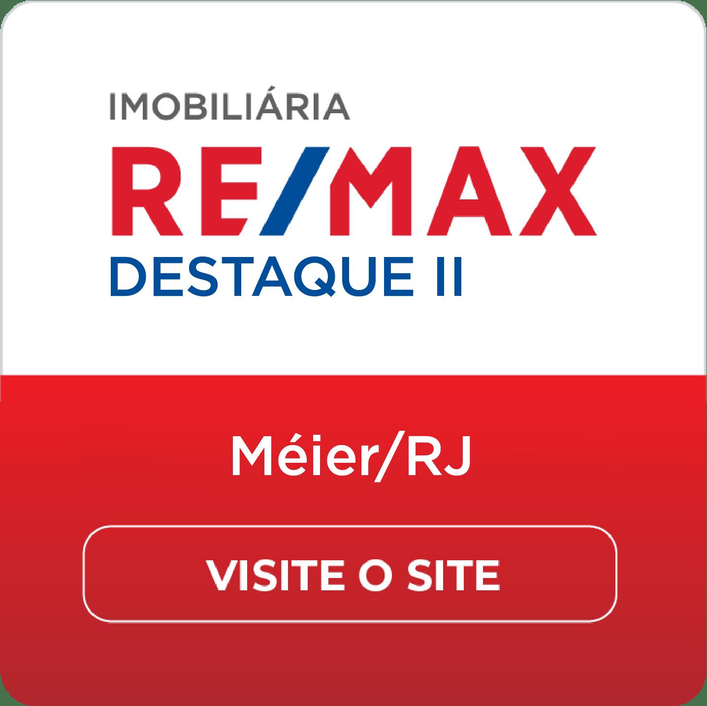 REMAX DESTAQUE IMOBILIARIA NO MÉIER ZONA NORTE RJ