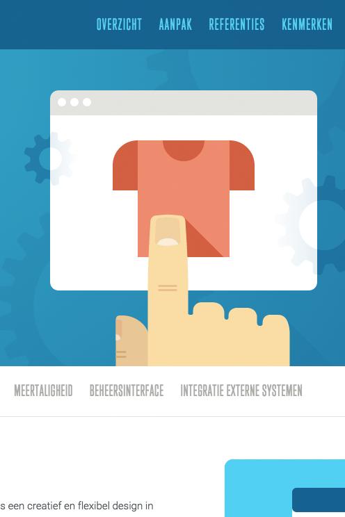 Marlon webshops showcase