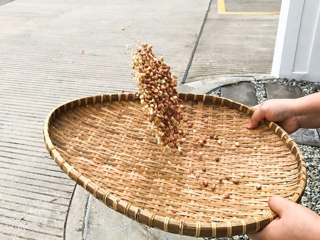 kacang kulit