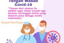 Photo of Hak Tenaga Medis di Tengah Wabah Covid-19