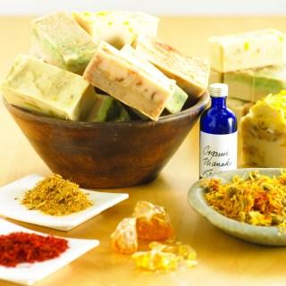 Organic & Natural Soaps