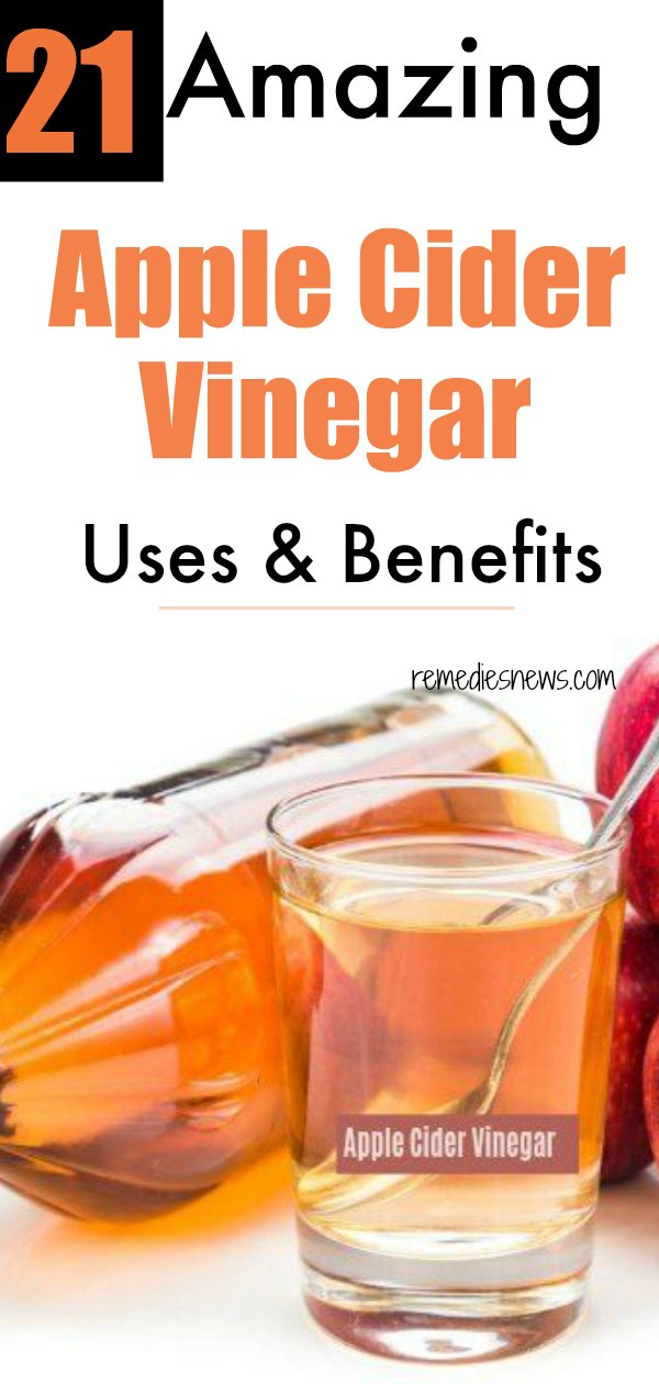 21 Amazing Apple Cider Vinegar Uses and Benefits