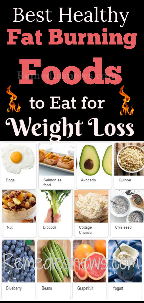 Foods to Eat to Lose Weight Fast-14 Best Fat Burning Foods