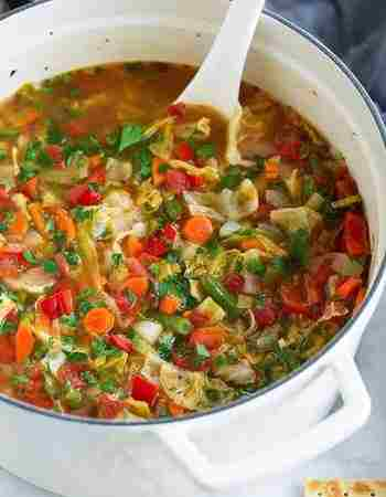 The cabbage soup diet -Easy Crash Diet Plan to Lose Weight Fast