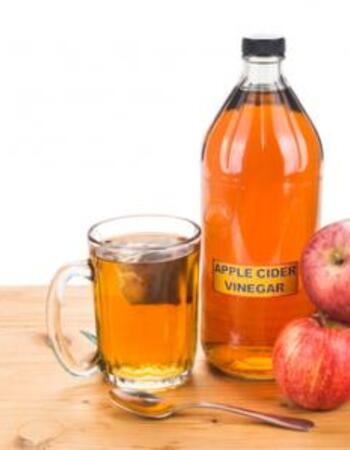 Apple Cider Vinegar to Get Rid Of Pimples Overnight