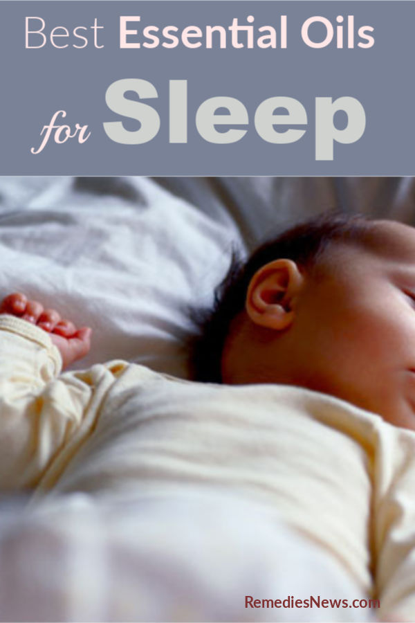 Best Essential Oils to Make Baby Sleep Fast