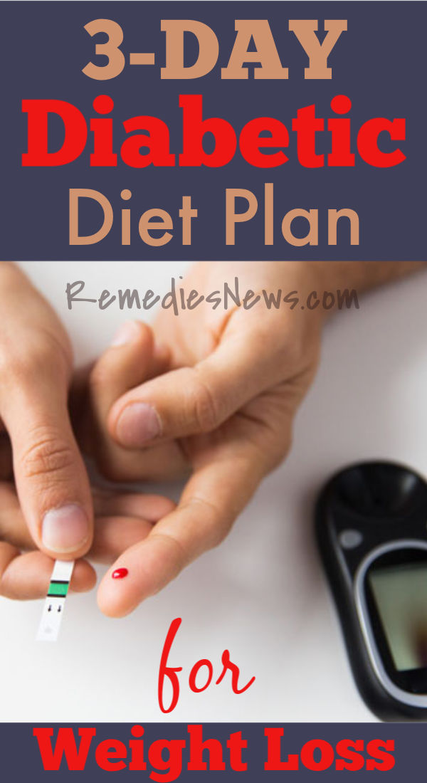 Diabetic Diet Plan for a Beginner: Type 2 Diabetes Diet and Weight Loss