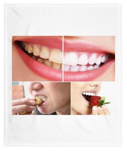 Remedios caseros para blanquear los dientes