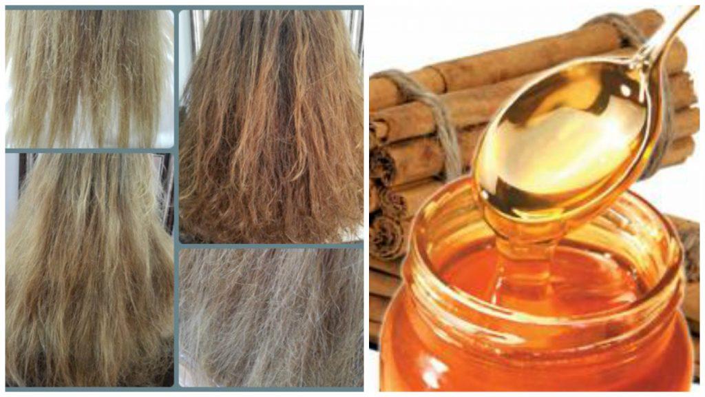 Beneficios de la Miel con Canela en el Cabello