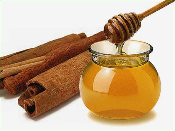 Remedio para bajar de peso canela y miel