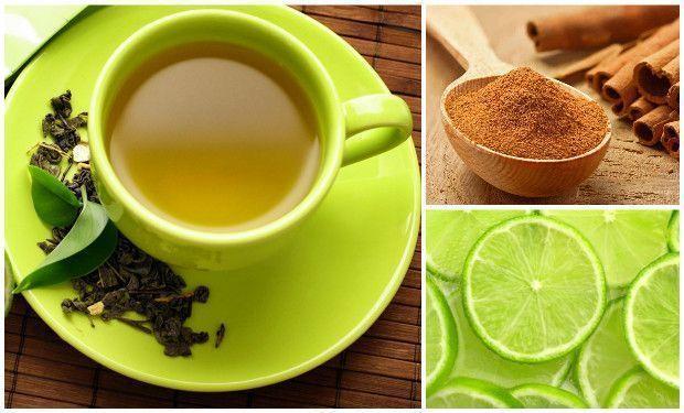 adelgazar con canela y miel con limon
