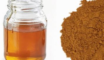 Canela y Miel para Resfriado