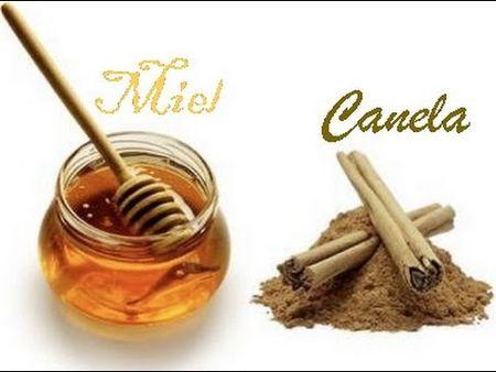 Como se prepara miel y canela para adelgazar