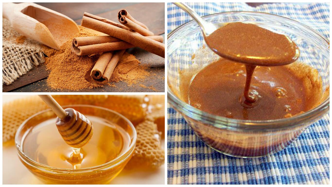 la canela yla miel sirve para adelgazar