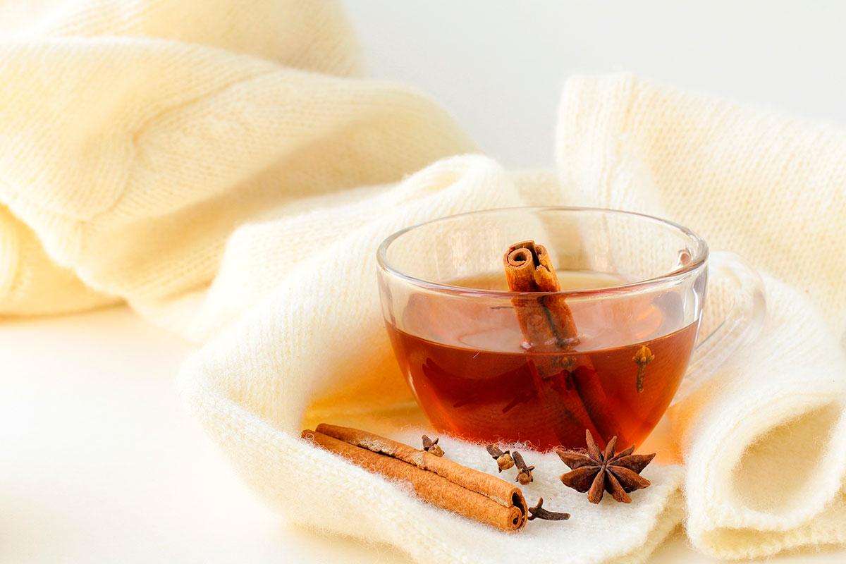 te para adelgazar de canela y miel de abeja