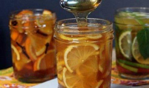Canela con limón para adelgazar