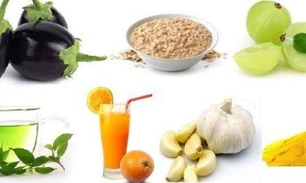 Remedios naturales para reducir el colesterol