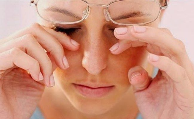 Remedios naturales para el ojo seco
