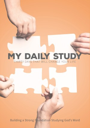 My Daily Study - Cover