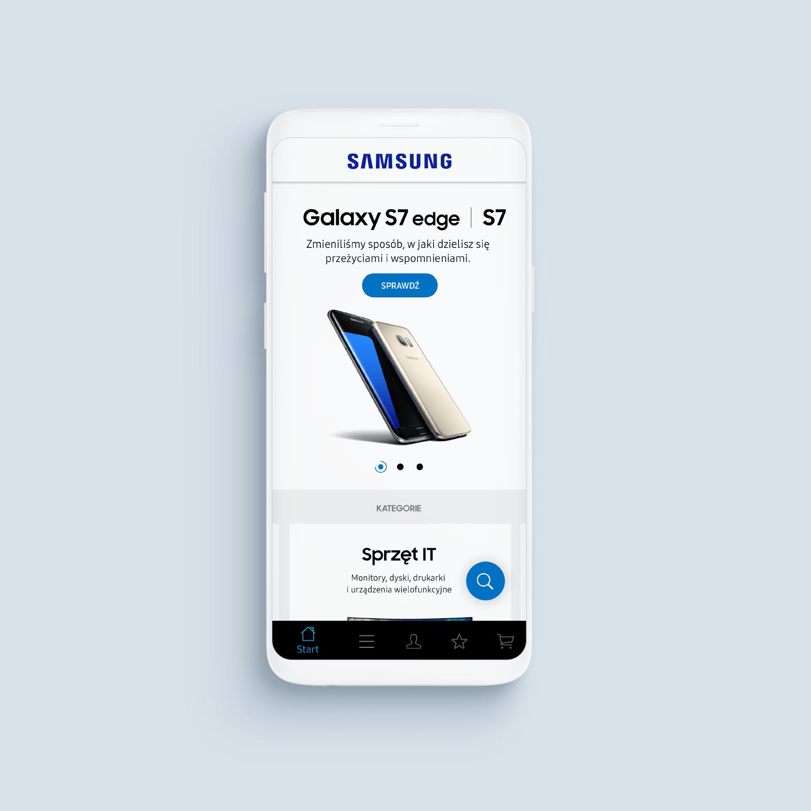Samsung Marketplace App