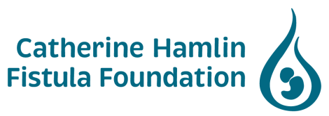 Catherine Hamlin Fistula Foundation Logo (Blue)
