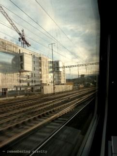Approaching Zürich 5