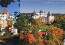 1886 Crescent Hotel And Spa Remembering Letters