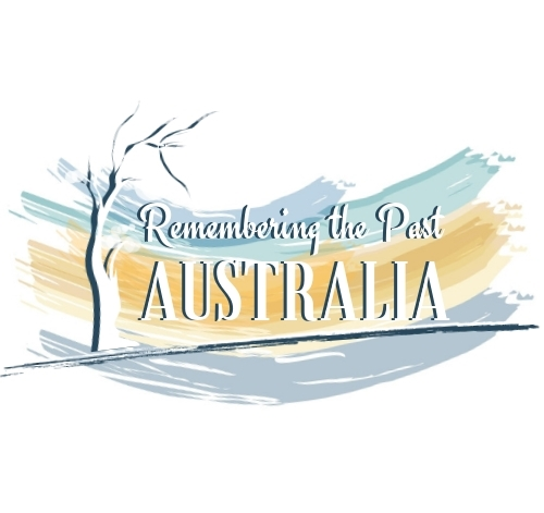 Remembering the Past Australia Logo