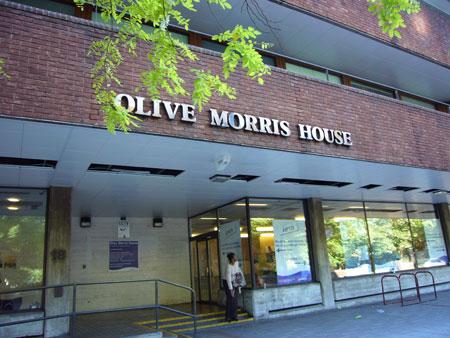 olive morris house