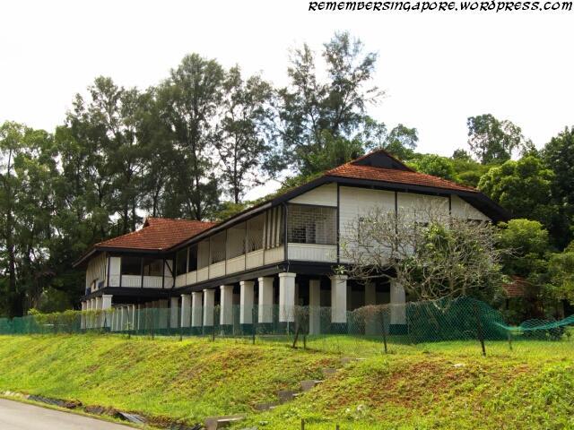 Portsdown Seletar  Sembawang Colonial Houses  Remember