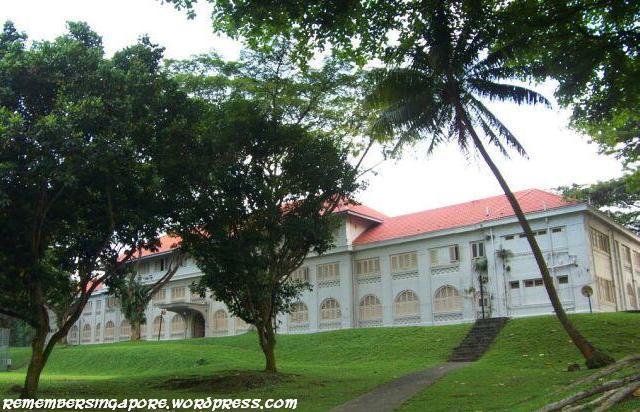 Old Tan Tock Seng Hospital  Remember Singapore