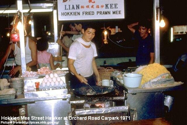 Singapores Vanished Markets and Hawker Centres  Remember Singapore