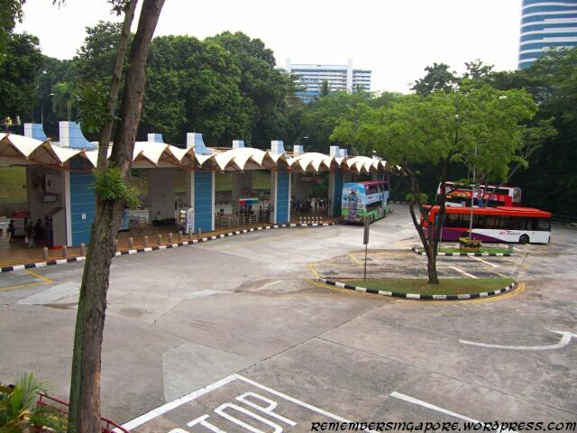 Those Years When We Waited For Our Buses Together  Remember Singapore