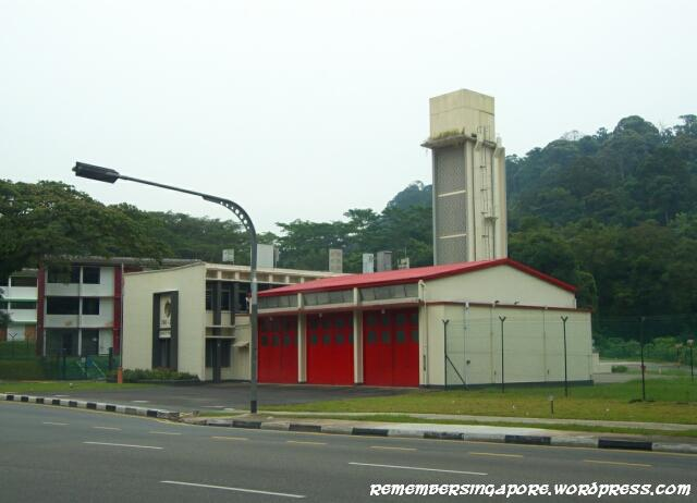 SCDF Heritage Gallery  Singapores Firefighting History