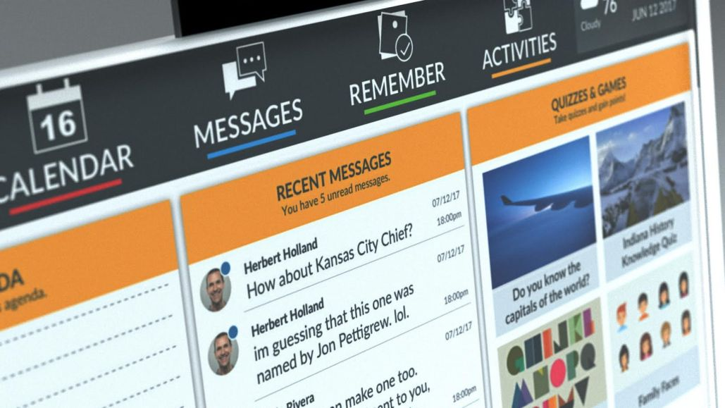 RememberStuff is a person-centric engagement technology