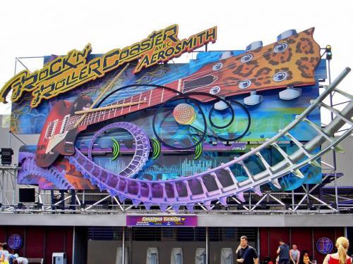 C'est officiel: le Rock'n'Roller Coaster de Disneyland Paris fermera en septembre - Journal L'Union
