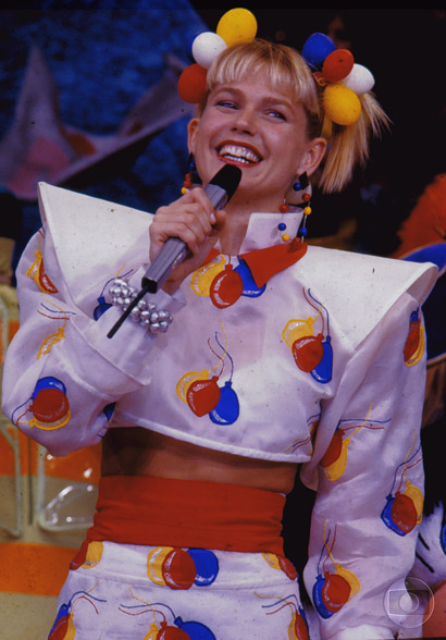 A Retrospective Of Xuxa S Most Insane Outfits