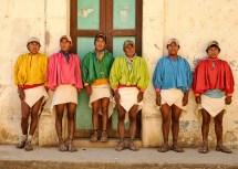 Mexico Tarahumara Indians Running