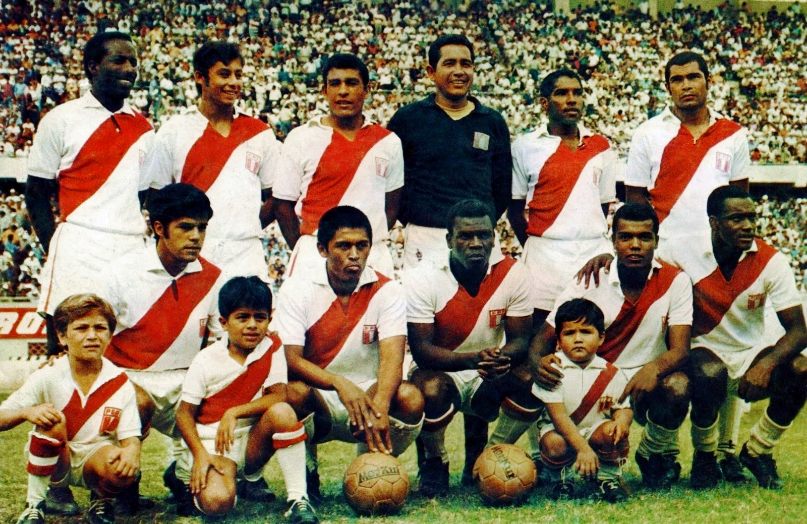 Once Voted Best Kit in the World, Peru's Iconic Jerseys Might ...