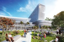 Convention Center Hotel Design Final Approval - South