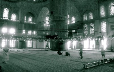 Blue Mosquee, Isanbul, Turkey
