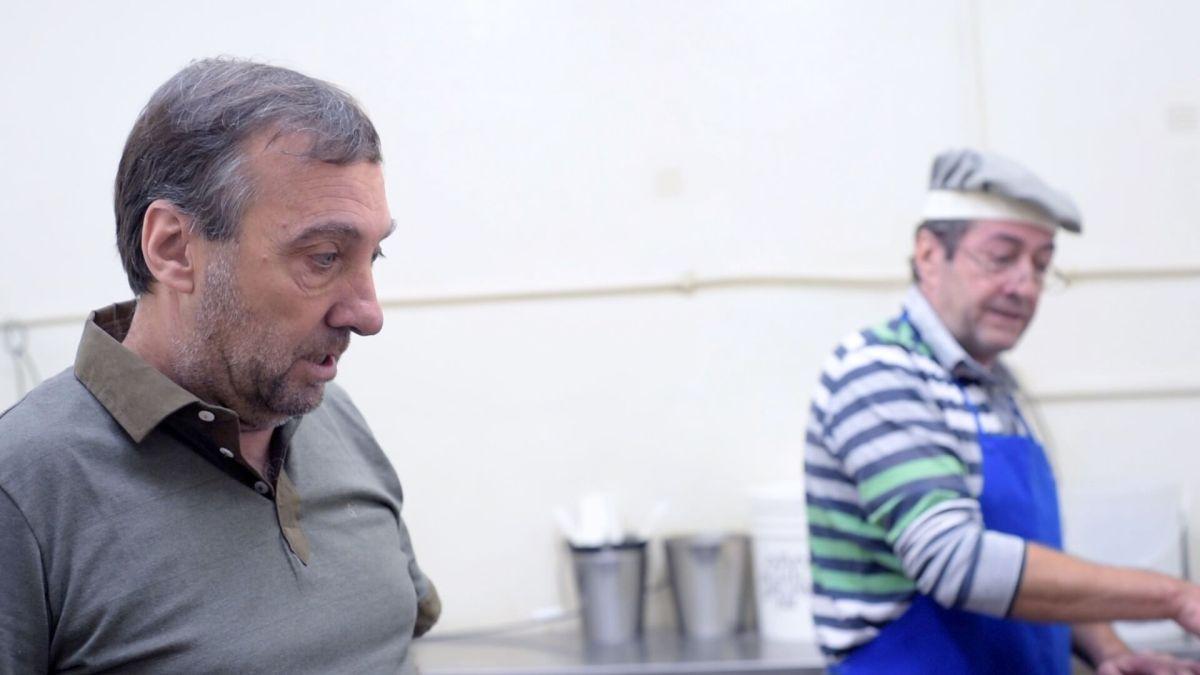 """Sergio y Oscar, actuales propietarios de """"La Gloria"""""""