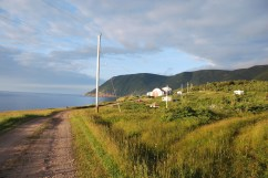 Cape Breton - Nova Scotia - Bay St-Lawrence - Jumping Mouse campground