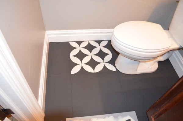 Paint Tile Floors Painted