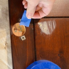 What To Clean Grease Off Kitchen Cabinets Island Legs Cleaning With Mineral Spirits  Matttroy