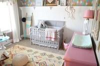Boho Nursery Tour - Remington Avenue